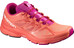 Salomon W's Sonic Pro Shoes Coral Punch/Coral Punch/Deep Dalhia